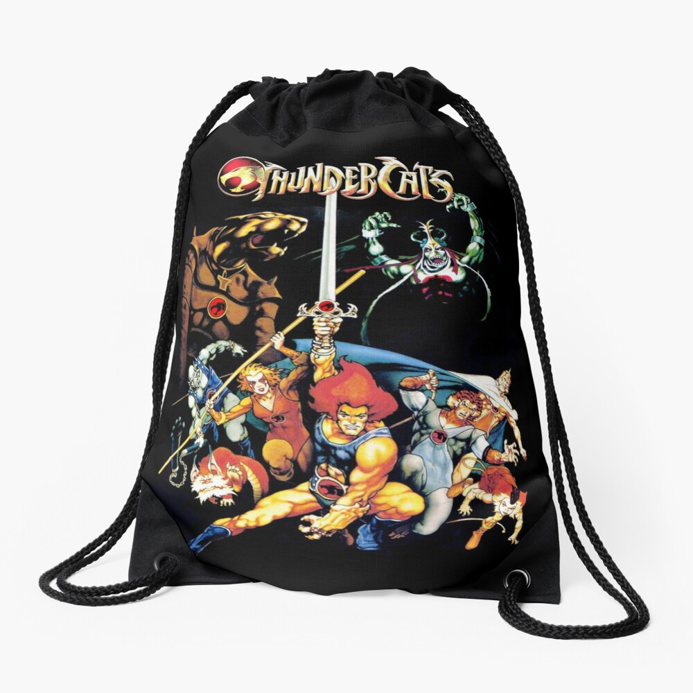 Thundercats Drawstring Bag
