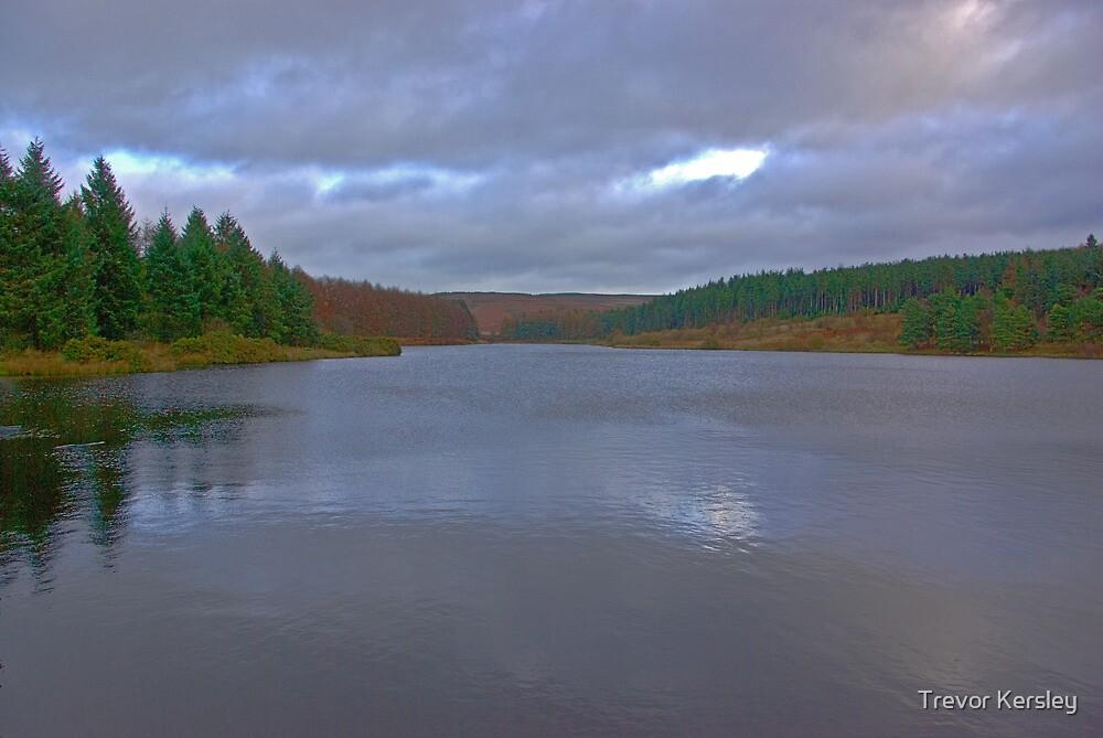 Cod Beck Reservoir by Trevor Kersley