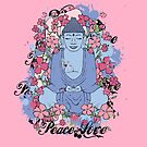 Peace & Love by bettinadreier75