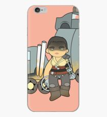 Out Here Everything Hurts iPhone Case