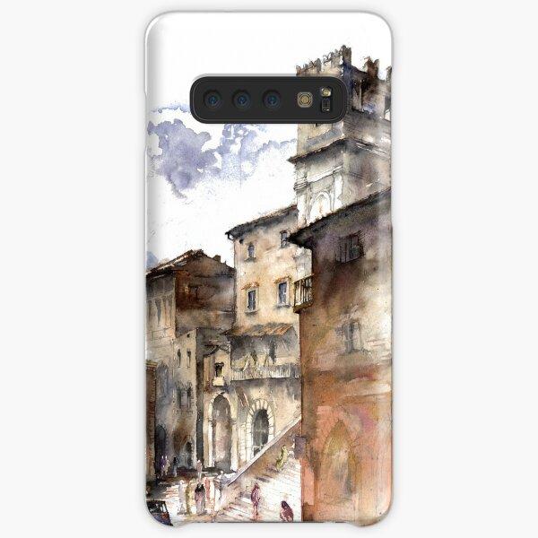Cortona, Italy Samsung Galaxy Snap Case