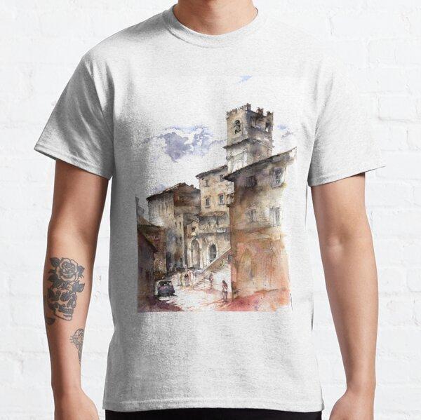 Cortona, Italy Classic T-Shirt