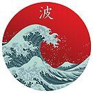Kanagawa waves by Zero81