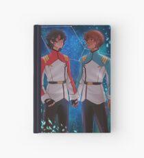 Space Ranger Partners - Blue Hardcover Journal