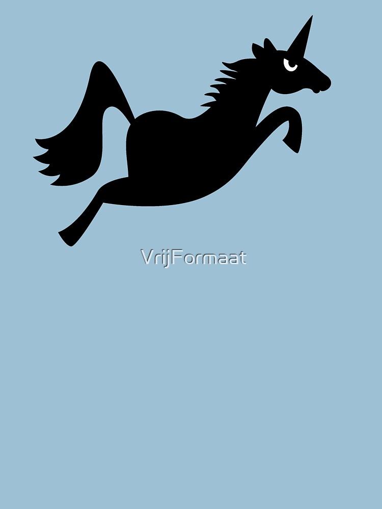 Angry Animals: Unicorn by VrijFormaat