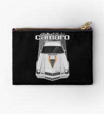 Camaro 2nd gen 77-81 -silver  Studio Pouch