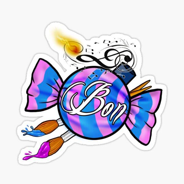 Bon Bomb Sticker