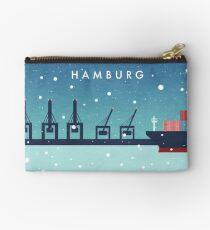 Hamburg im Winter Studio Clutch