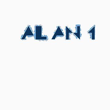 Alan 1 by xadrian