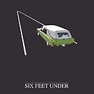 Six Feet Under by Laura Frère