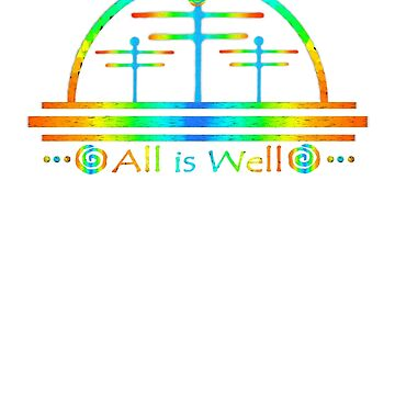 All is Well  by TurtleDove