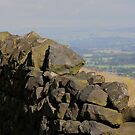 Otley Chevin by Andrew  Kerry