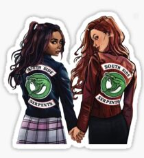 choni | riverdale  Sticker