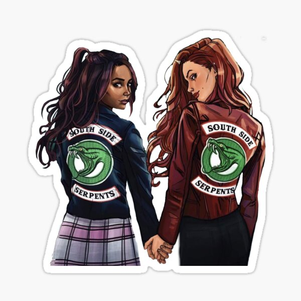 choni | Riverdale Pegatina