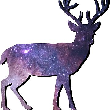 reindeer//stars by insertwittyname