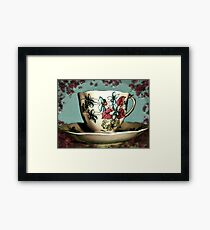 Have a Nice Cup of... Framed Print