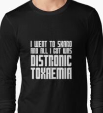 I Went To Skaro - White Long Sleeve T-Shirt