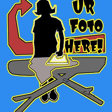 UR  FOTO HERE! by ChasSinklier