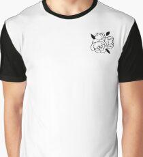 denae*sketch - F L O W E R S Graphic T-Shirt