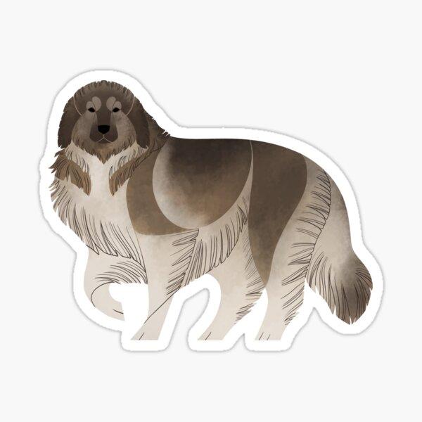 Year of the Dog - Karst Shepherd Sticker