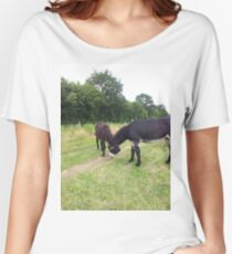 Donkey Women's Relaxed Fit T-Shirt