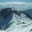 The Alps by Christopher Clark