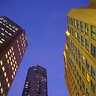 Which Of These Buildings Is The Tallest? by David McMahon