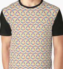 Sister Ribbon - Aurora - Make it Blue, Make it Pink Graphic T-Shirt