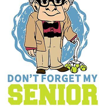Senior Discount Casual Tee Shirt Online by q4success