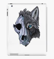 Frost ghoul hound iPad Case/Skin