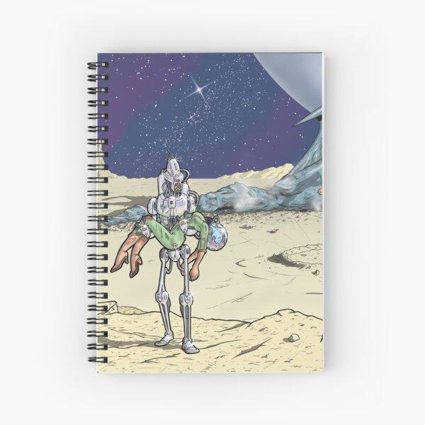 Steel Rescue Spiral Notebook