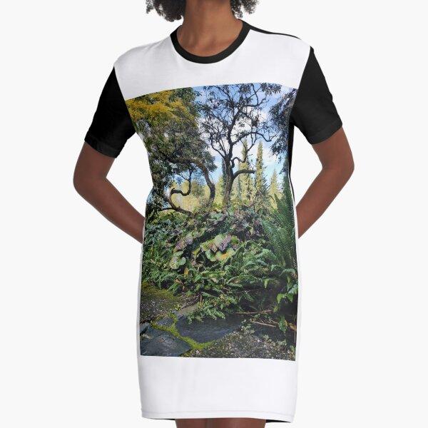 Stranger than Fiction Graphic T-Shirt Dress