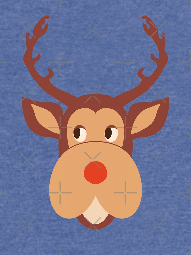 Head of Deer design like the Mark Darcy s Pullover  by MimieTrouvetou