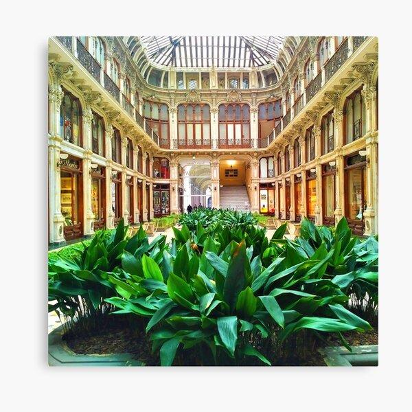 Marvellous Galleria Subalpina Canvas Print