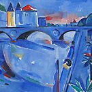 Pont Saint Michel by Tracy Sabin