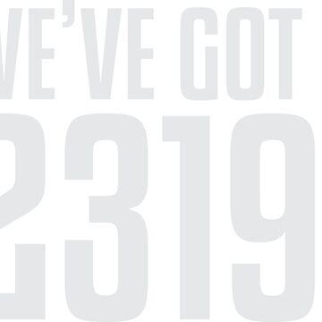 WE'VE GOT A 2319! by MBPhotography94