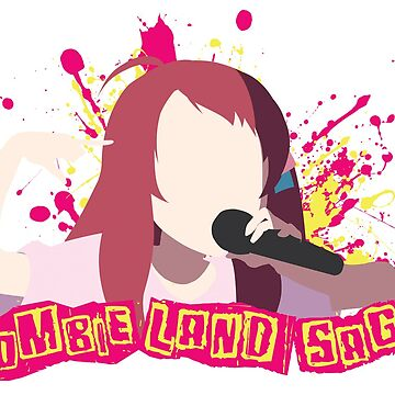 Sakura Raps - Zombie Land Saga by PopCultureRef