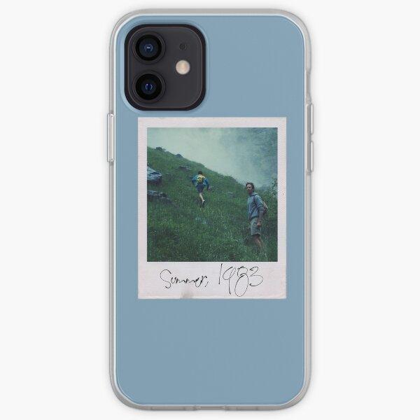 Elio y Oliver Polaroid # 6 Funda blanda para iPhone