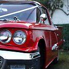 Bridal Car by Jodi Turner