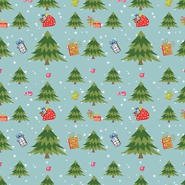 Christmas Elements Christmas Trees Design by Digitalbcon
