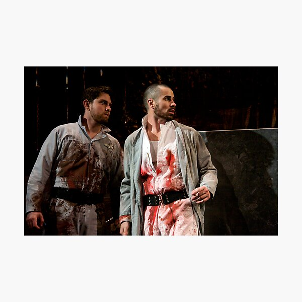 Macduff & Macbeth Photographic Print