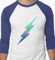 Galactic Bolt Men's Baseball ¾ T-Shirt