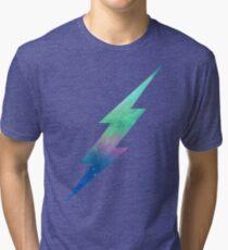 Galactic Bolt Tri-blend T-Shirt