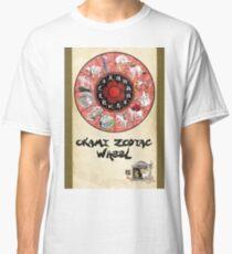 Okami Zodiac Wheel Classic T-Shirt