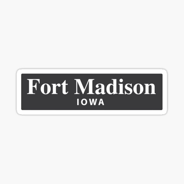Fort Madison Gifts Merchandise Redbubble