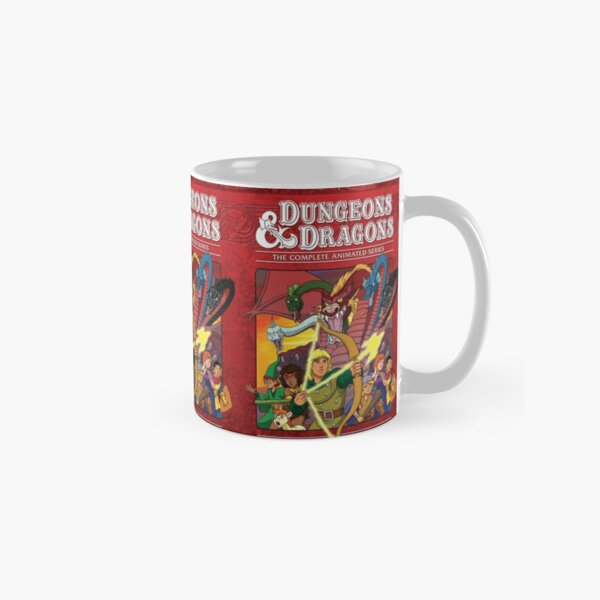 Dungeons & Dragons Cartoon Classic Mug