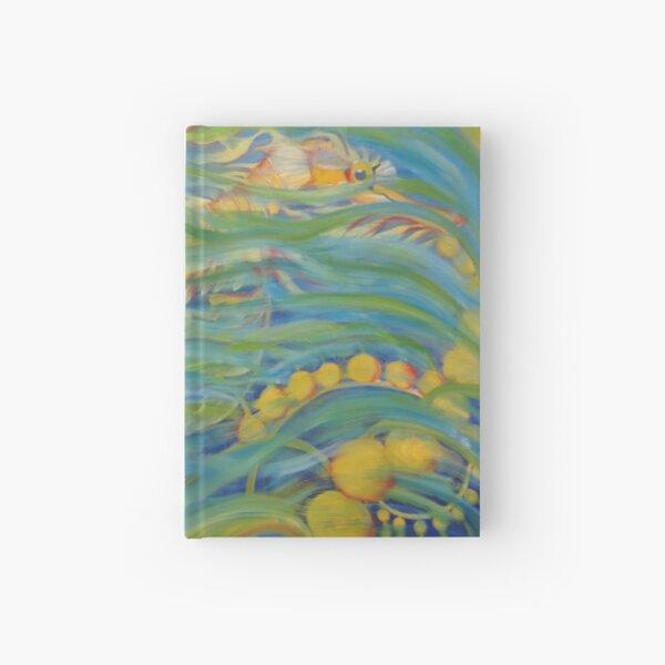 Leafy seadragon  Hardcover Journal