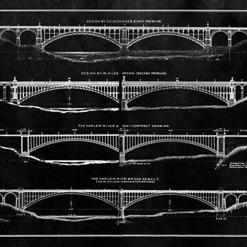 Washington Bridge Blueprint Proposal by Glimmersmith