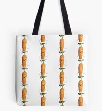 Kevin the Carrot Tote Bag