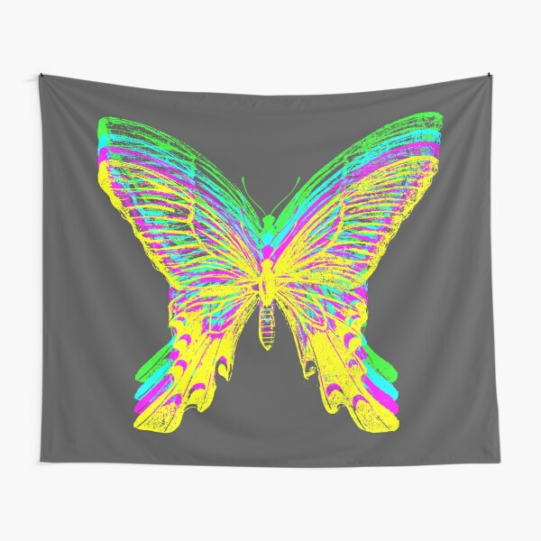 The Butterfly Effect Tapestry